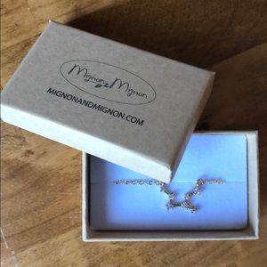 Jewelry - Virgo Constellation Gold necklace